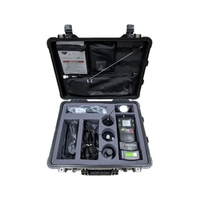 Pelican Case With Foam Cut-Outs and Lid Organiser to suit Seeker D Drive Kit