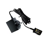Replacement power adaptor (AU) for MicroClip, Max and Quattro Gas Detectors
