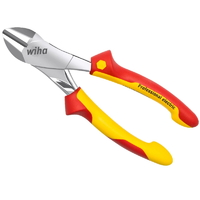 WIHA 26754 Insulated Side Cutters, 200mm (Z16020006)