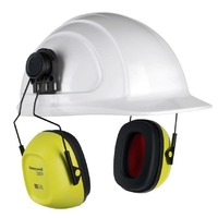 Howard Leight VeriShield Helmet Type Hi-Vis Earmuffs 30dB